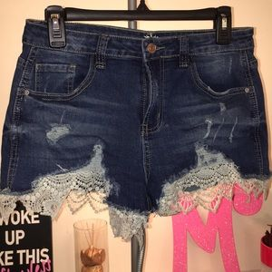 Worn twice shorts size 11